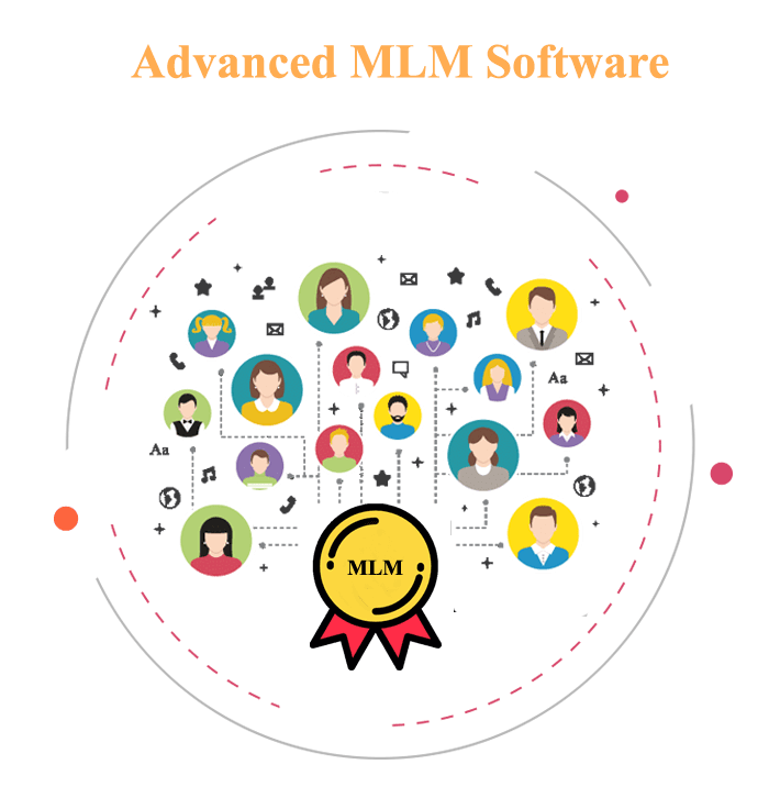 Advanced MLM Software, Multilevel Marketing Software, MLM Software